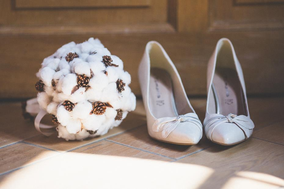 Quoi de plus romantique qu'un mariage en hiver ?
